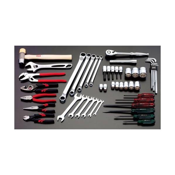エスコ(esco) [51個組] 工具セット EA612SB-31B 1個