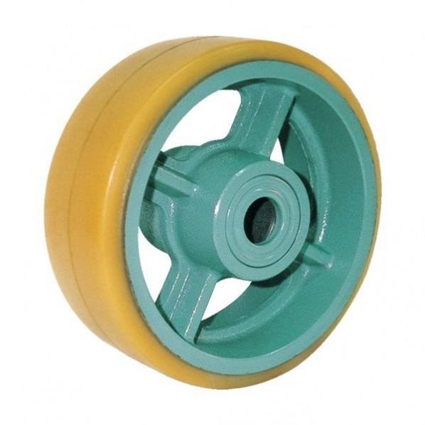 ヨドノ ヨドノ 鋳物重荷重用ウレタン車輪ベアリング入 UHB250X65 70 x 250 x 250 mm UHB250X65 2