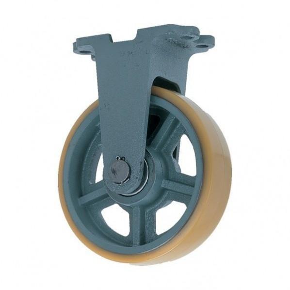 ヨドノ ヨドノ 鋳物重荷重用ウレタン車輪固定車付き UHBーk200X75 130 x 200 x 255 mm 2