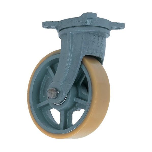 ヨドノ ヨドノ 鋳物重荷重用ウレタン車輪自在車付き UHBーg200X90 160 x 235 x 255 mm 2