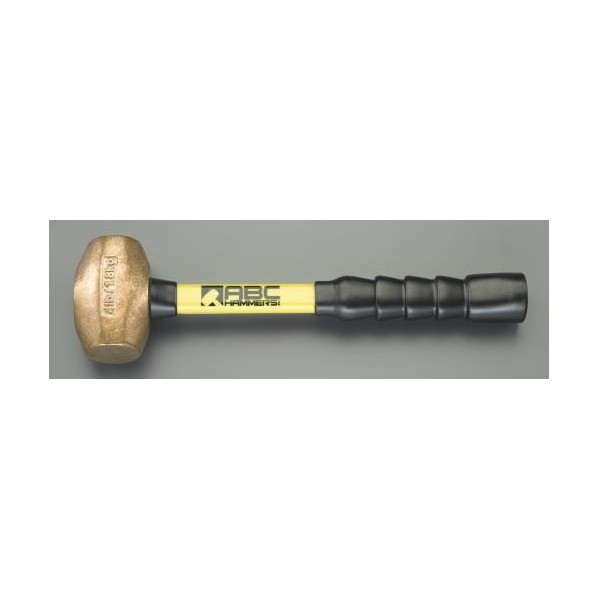 エスコ(esco) 1350g/41mm 銅ハンマー(グラスファイバー柄) EA575ES-2 1個