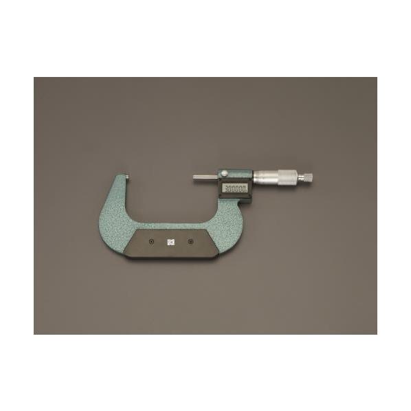 ※法人専用品※エスコ(esco) 50- 75mm デジタルマイクロメーター EA725EH-70 1個