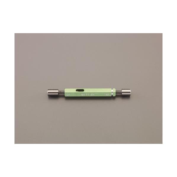 ※法人専用品※エスコ(esco) M10xP1.25/92mm 限界ねじゲージ(ISO導入JIS) EA725DK-7 1個