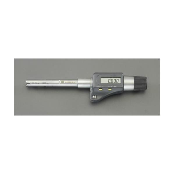※法人専用品※エスコ(esco) 10-12mm デジタル内径マイクロメーター EA725EH-112 1個