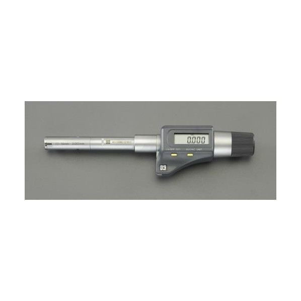 ※法人専用品※エスコ(esco) 40-50mm デジタル内径マイクロメーター EA725EH-118 1個