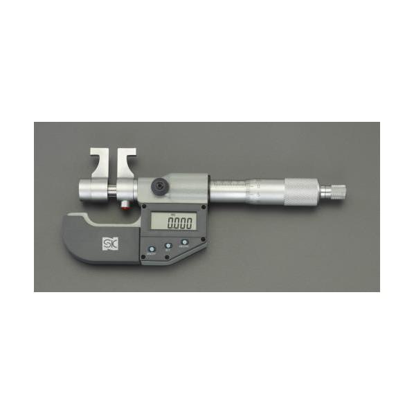 ※法人専用品※エスコ(esco) 50- 75mm [デジタル]インサイドマイクロメーター EA725EH-122 1個