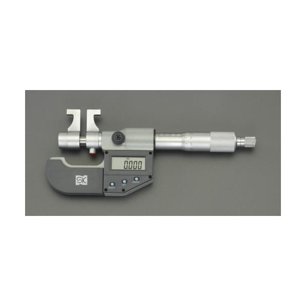 ※法人専用品※エスコ(esco) 75-100mm [デジタル]インサイドマイクロメーター EA725EH-123 1個