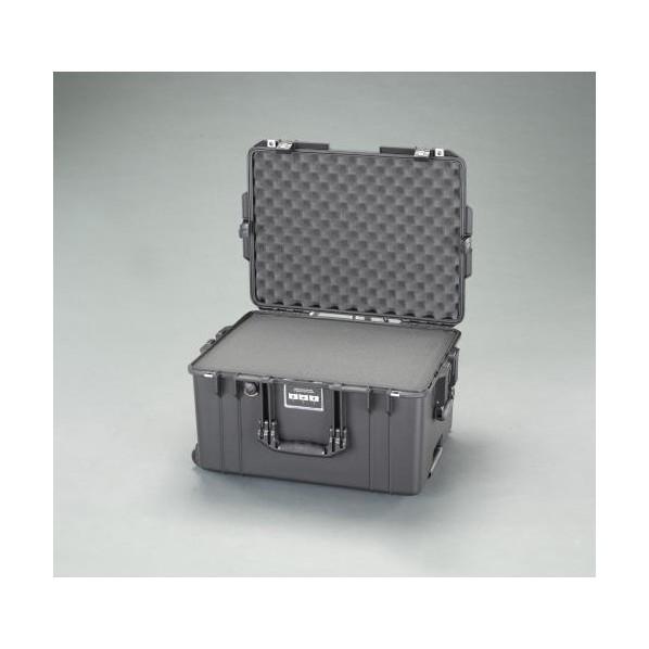 ※法人専用品※エスコ(esco) 535x402x295mm/内寸 防水ケース(軽量型/黒) EA657AB-160 1個