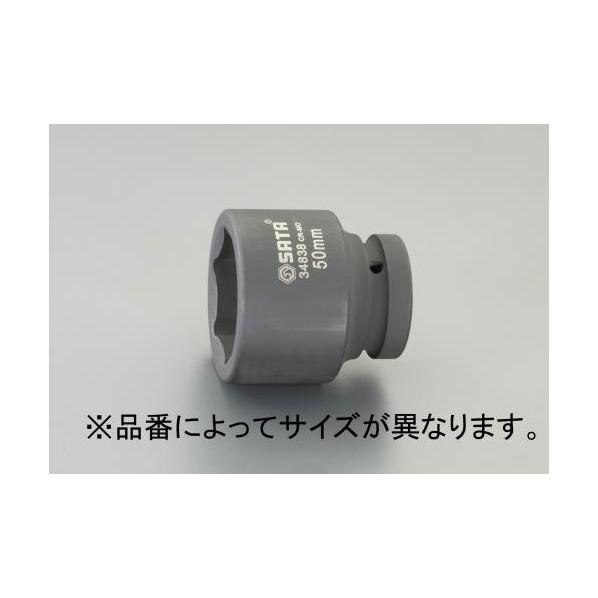 1個 1 エスコ(esco) EA687KA-63 インパクトソケット