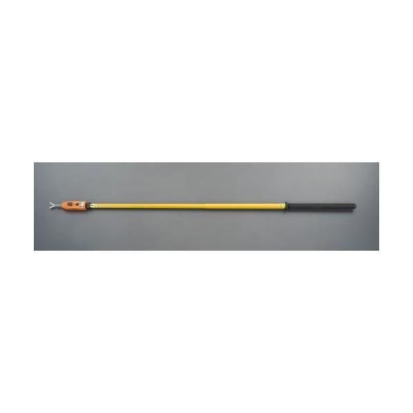 エスコ(esco) [AC] 60.0KV-195.5KV 特高検電器(伸縮式) EA707DH-19 1組