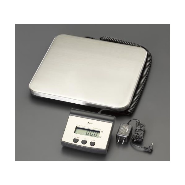 エスコ(esco) 100kg(500g) デジタル台はかり EA715SE-1 1個