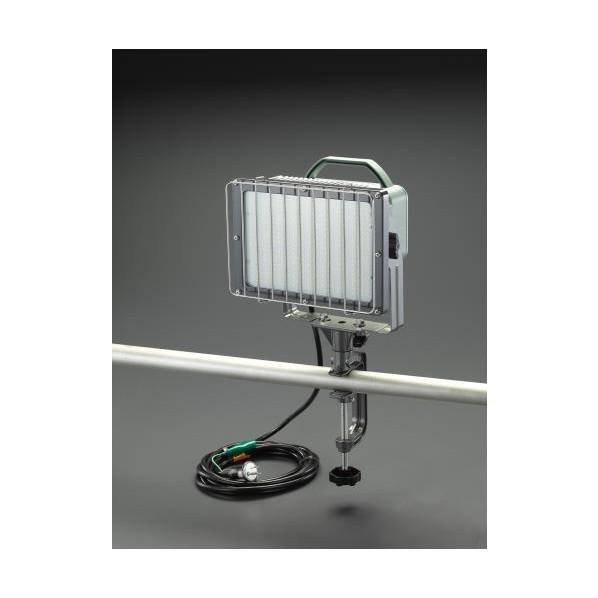 エスコ(esco) AC100V/100W 作業灯/LED(コード5m) EA814EL-25 1個