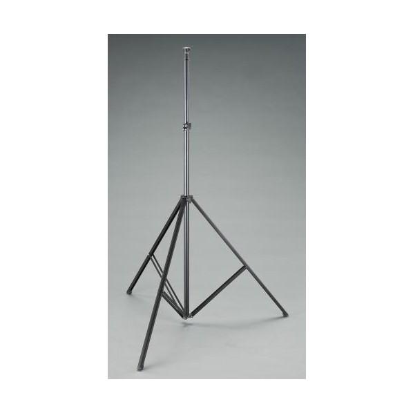 エスコ(esco) 1.13-2.1m 作業灯スタンド EA814ZA-60 1個