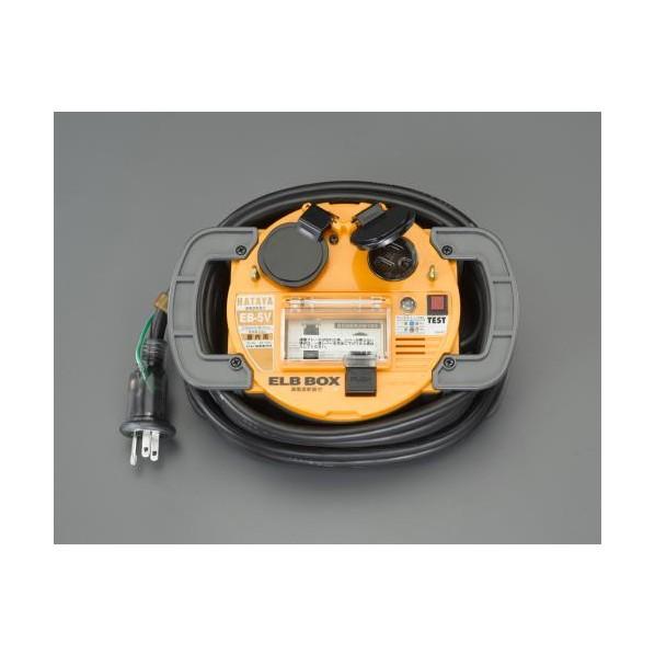 エスコ(esco) AC125V/15A コードリール(電流コントロール付) EA815FC-50 1個