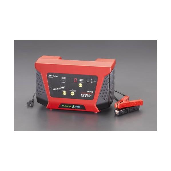 エスコ(esco) AC100V 自動充電器 EA815YA-12B 1個