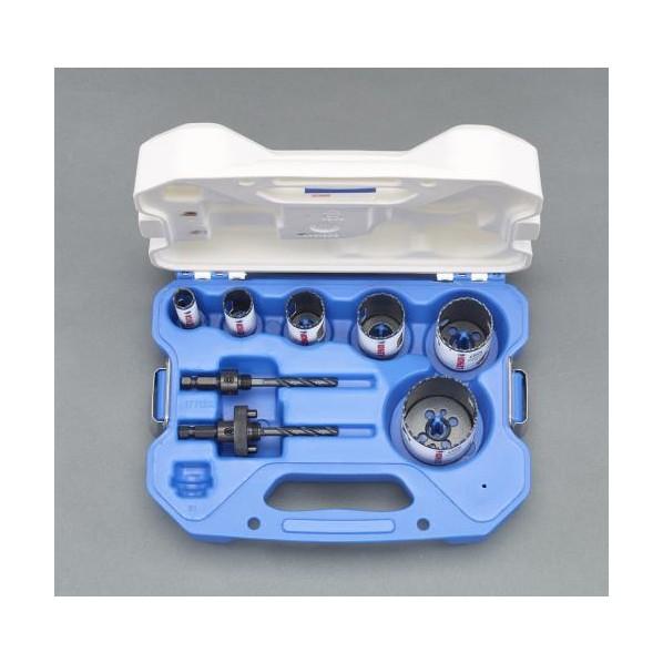 エスコ(esco) ホールソーセット[LENOX](冷凍・空調用) EA823LL-1 1個