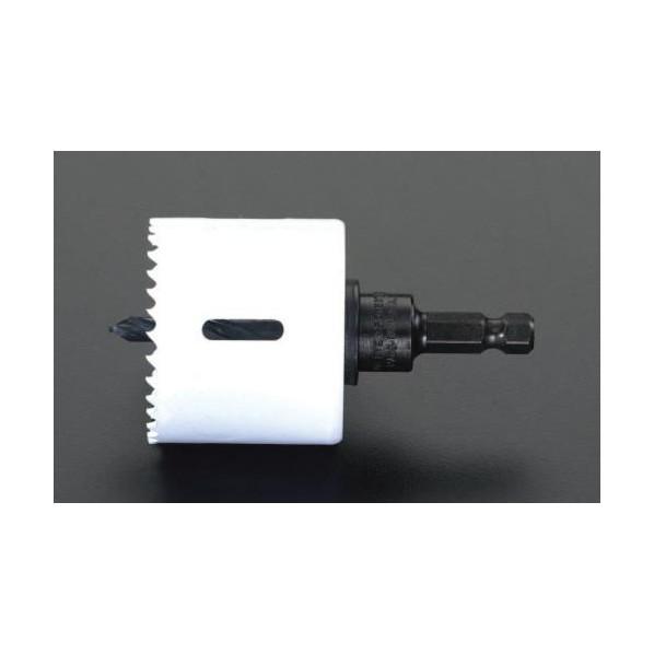 エスコ(esco) 114mm 軸付ホールソー[LENOX] EA823LX-114A 1個