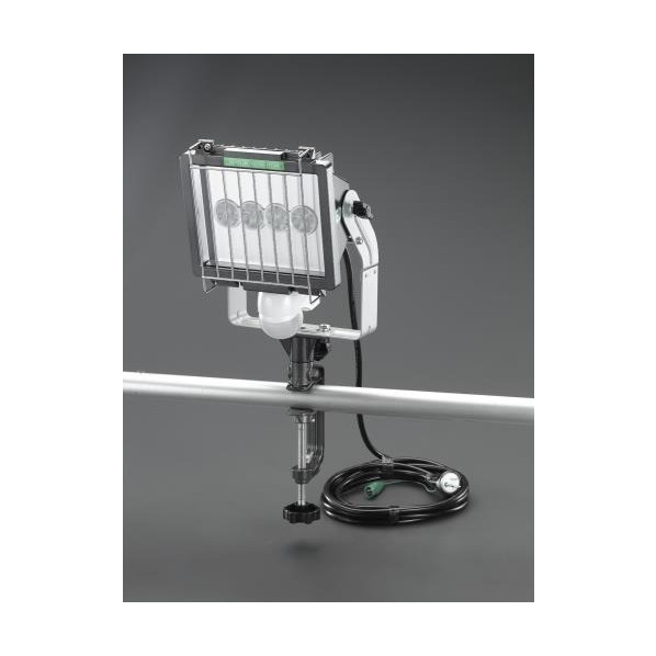 エスコ(esco) AC100V/ 30W LEDセンサーライト(5m) EA864CA-305 1個