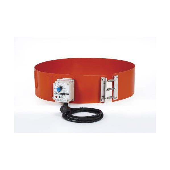 エスコ(esco) 150x1750mm/850W ラバーヒーター(ドラム缶用) EA896HC-11 1個