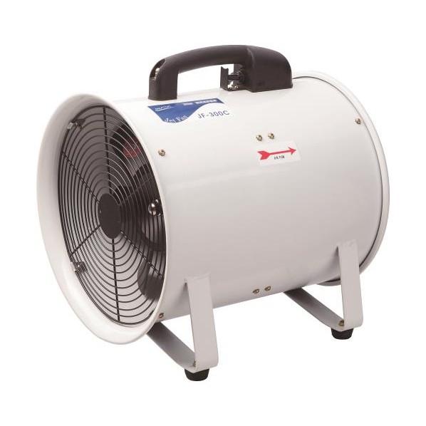 エスコ(esco) AC100V/490W/φ285mm 送風機 EA897AN-52 1個