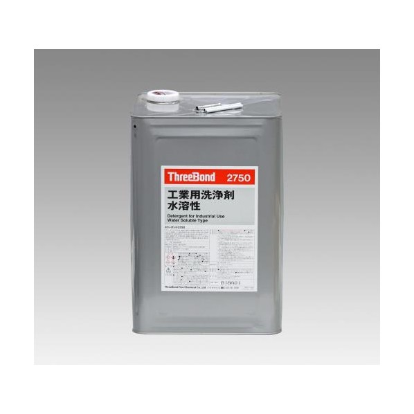 エスコ(esco) 18L 部品洗浄剤(工業用) EA922AB-20A 1個