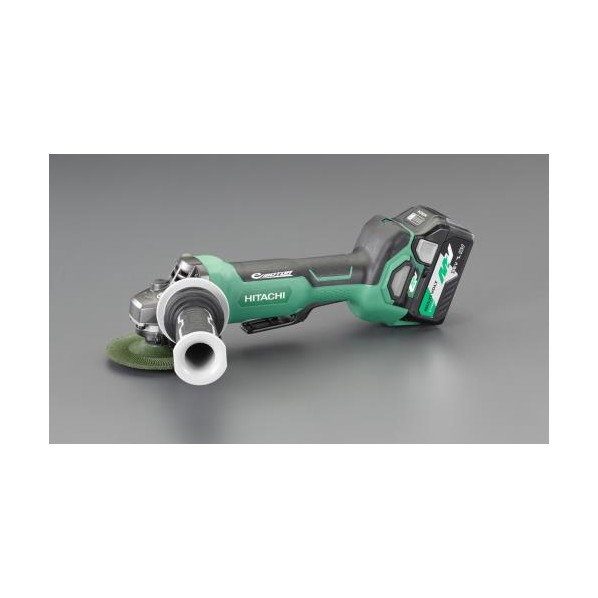 【メーカー包装済】 ONLINE SHOP 100mm/36.0V FACTORY 1個:DIY ※法人専用品※エスコ(esco) EA809BX-8 ディスクグラインダー(充電式)-DIY・工具