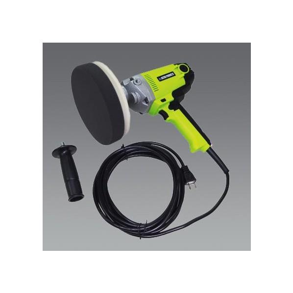 ※法人専用品※エスコ(esco) 180mm 電動ポリッシャー EA809PN-1 1台