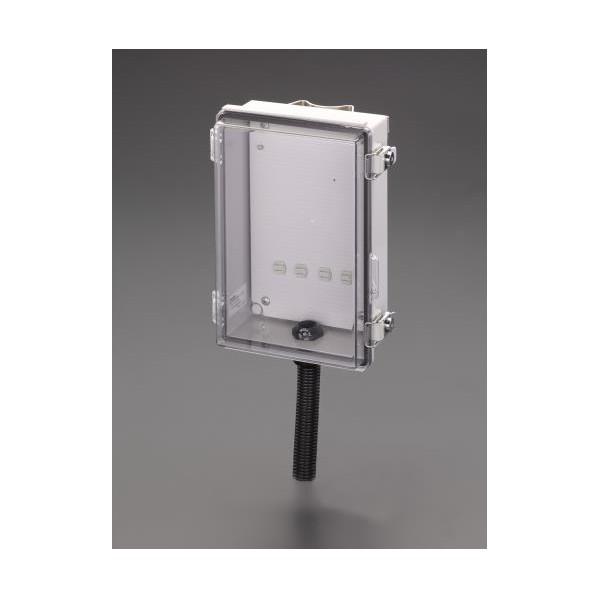 ※法人専用品※エスコ(esco) [EA742GB-236162用] 屋外設置用防水ケース EA742GB-65 1個