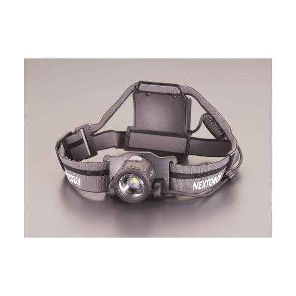 エスコ(esco) [充電式]ヘッドライト/LED EA758RN-3 1個