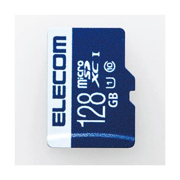 ※法人専用品※エスコ(esco) 128GBマイクロSDXCメモリーカード EA759GL-18D 1個
