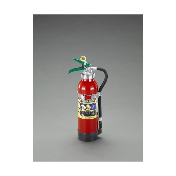 3.5kg ABC消火器(自動車用) エスコ(esco) 1個 EA999ME-10A