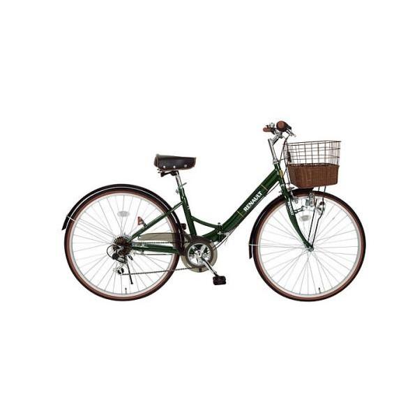 エスコ(esco) 26インチ 折り畳み式自転車 EA986YB-11A 1個