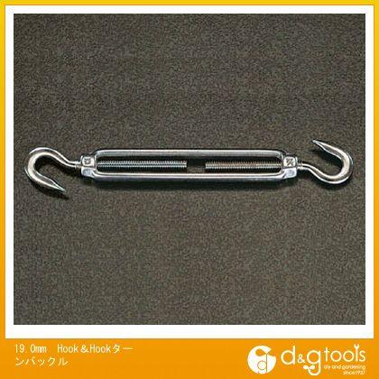 エスコ Hook&Hookターンバックル エスコ 19.0mm (EA638KH-27) (EA638KH-27), キムチの希天家:a48eb800 --- jpworks.be