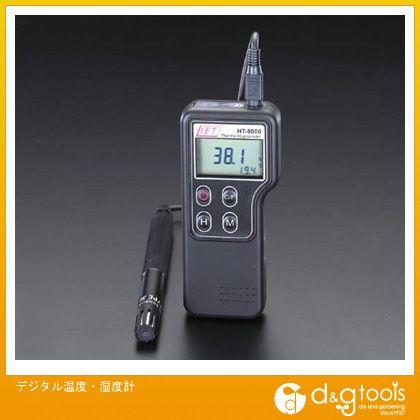 エスコ デジタル温度・湿度計 (EA742E)