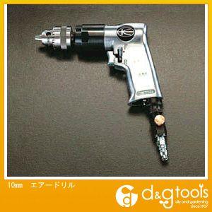 エスコ エアードリル 10mm (EA158KB)