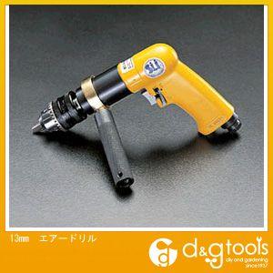 エスコ エアードリル 13mm (EA158SC)