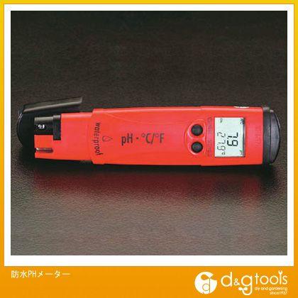 エスコ 防水PHメーター (EA776AC-1)