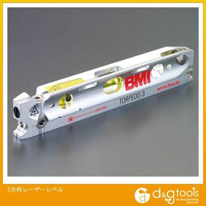 エスコ 3方向レーザーレベル (EA780AC-1)