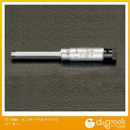 ※法人専用品※エスコ インターナルマイクロメーター 25-30mm EA725EW-7