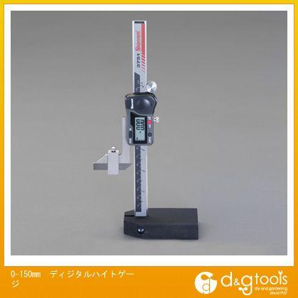 エスコ 0-150mmディジタルハイトゲージ (EA725XD)
