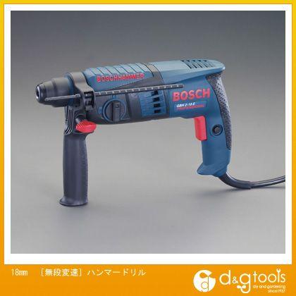 エスコ 無段変速 新作販売 ハンマードリル EA810GA 激安通販販売 18mm