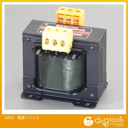 エスコ 500VA電源トランス (EA815ZX-6)