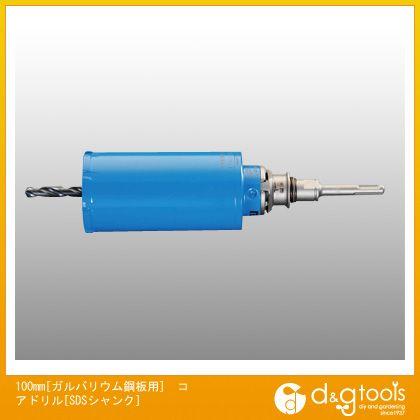 エスコ 100mm[ガルバリウム鋼板用]コアドリル[SDSシャンク] (EA820DB-100)