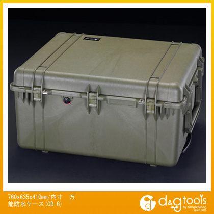 ※法人専用品※エスコ 760x635x410mm/内寸万能防水ケース(OD-G) EA657-169G