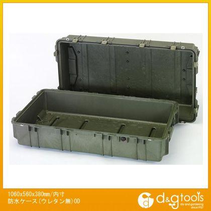 ※法人専用品※エスコ 1060x560x380mm/内寸防水ケース(ウレタン無)OD EA657-178GN