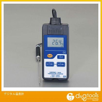 エスコ デジタル温度計 (EA701HA-1)
