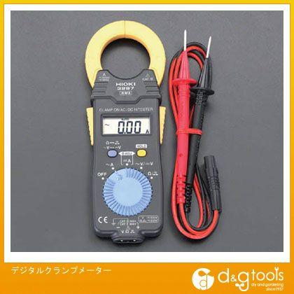 エスコ デジタルクランプメーター (EA708B-5)