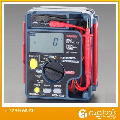 エスコ デジタル絶縁抵抗計 (EA709D-13)