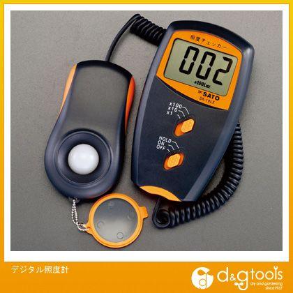 エスコ デジタル照度計 (EA712AC-1)