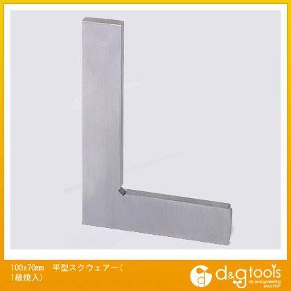 エスコ 100x70mm平型スクウェアー(1級焼入) (EA719AK-3)